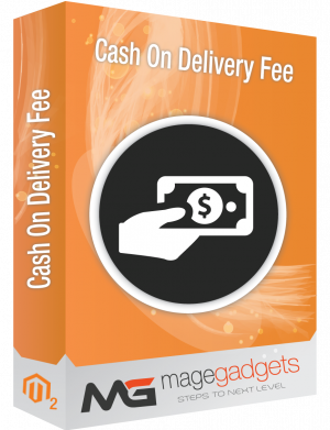 Cash on Delivery Fee for Magento 2