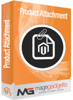 Product Attachment Magento 2
