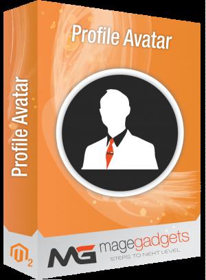 Profile Avatar for Magento 2