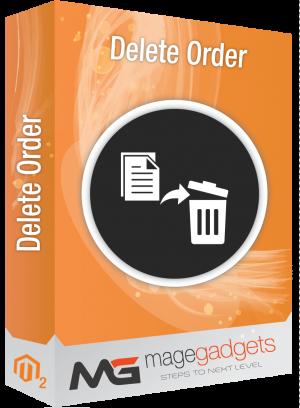 Delete Order for Magento 2