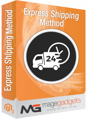 Express Shipping Method for Magento 2