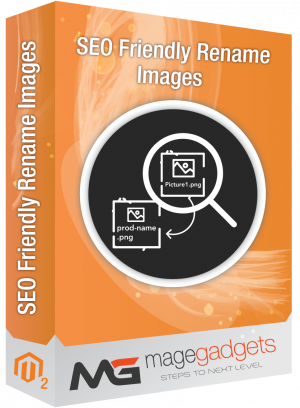 SEO Friendly Rename Images for Magento 2